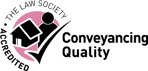 Conveyancing Quality Certificate Logo The Law Society