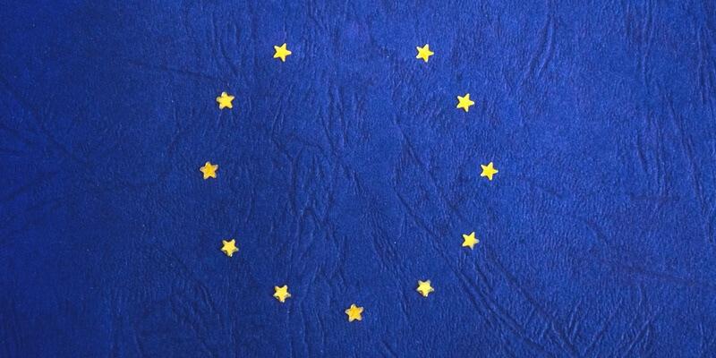 EU Flag Missing A Star Brexit