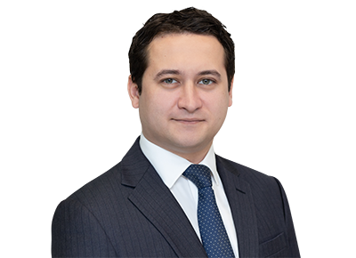 Daniel Bolster, Solicitor, Peacock Law
