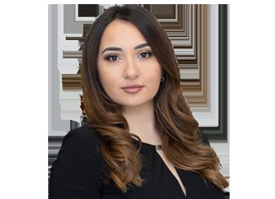 Yasmin Dehghani, Solicitor, Peacock Law