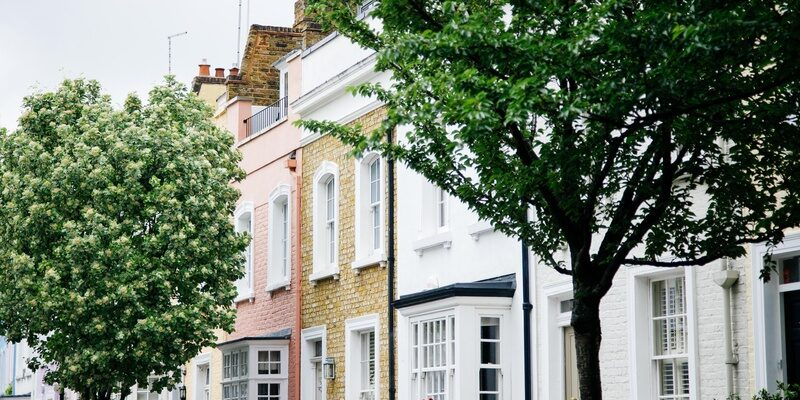 Terrace houses signifying Stamp duty land tax holiday. Is it time to buy?
